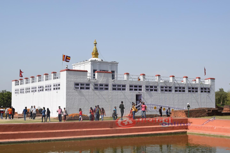लुम्बिनीमा विश्व स्वास्थ्य सङ्गठनको 'हिँड्दै कुरा गर' अभियान सुरु