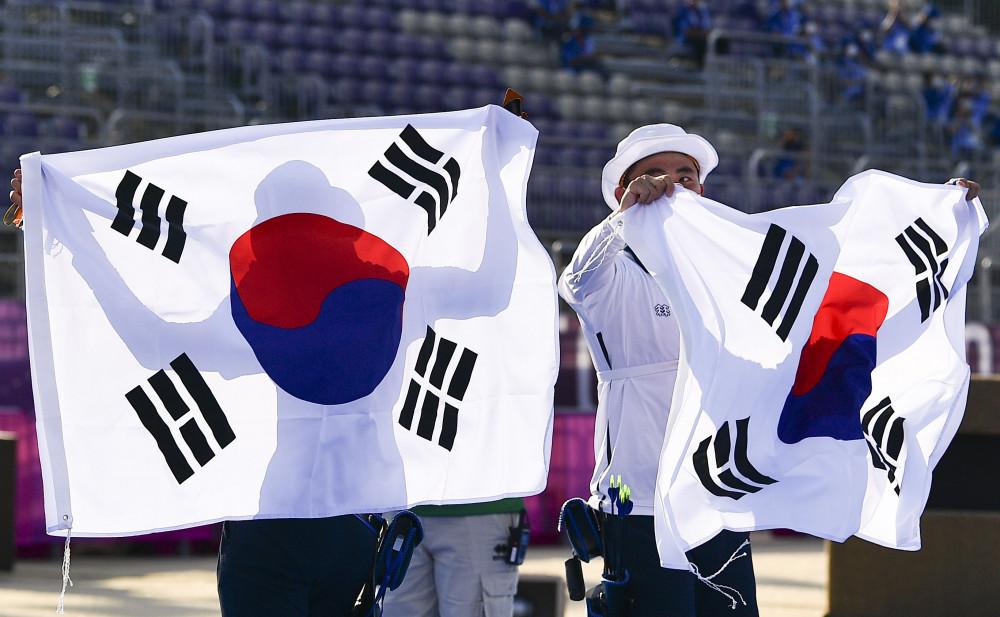 टोकियो ओलम्पिकमा दक्षिण कोरियालाई पहिलो स्वर्ण